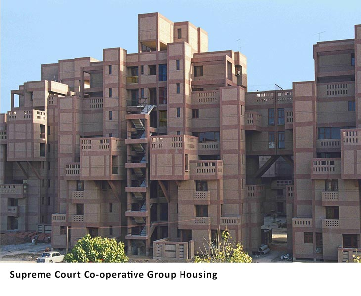 Supreme Court Co-operative Group Housing