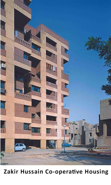 Zakir Hussain Co-operative Housing
