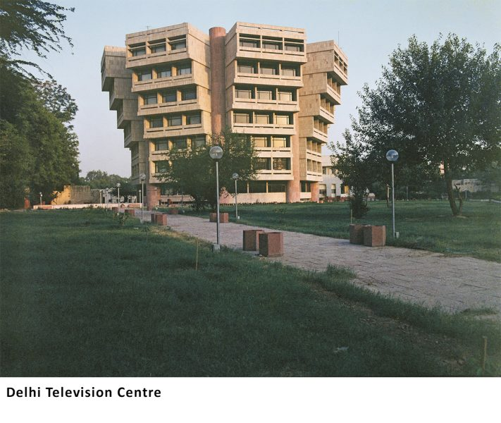 TV Centre, New Delhi