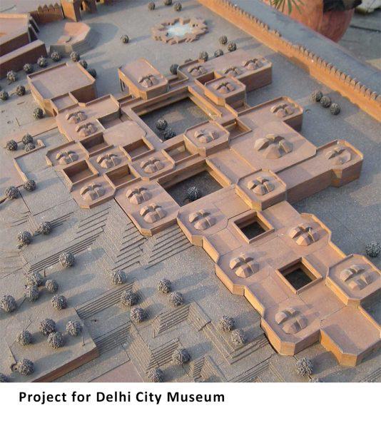 Delhi City Museum