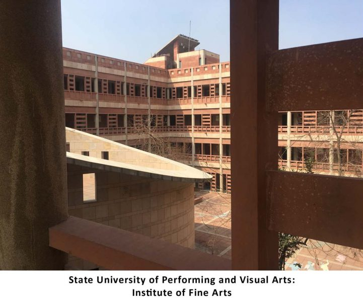 State University of Performing & Visual Arts- Fine Arts
