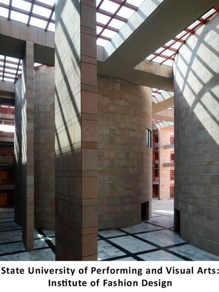 State University of Performing & Visual Arts-Fashion